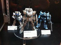 HGUC Gundam Ez-8 at Gunpla Expo World Tour Japan 2012