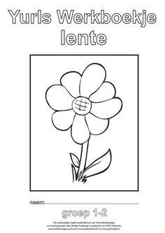 Yurls werkboekje Lente