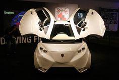 L.A. Auto Show: Green Vehicles