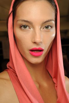 Neon Lipstick :) | Makeup & Beauty | Pinterest | Neon lipstick ...