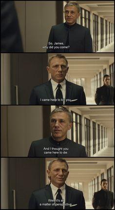 James Bond Quotes Trust  Lesson Learnt James Bond  M  Solace  Daniel Craig  Judi .