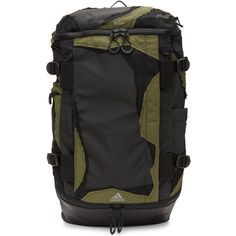 1a2f20306d56 ADIDAS BY KOLOR .  adidasbykolor  bags  leather  canvas  backpacks
