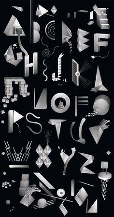 HIFI Typography - Oh Yeah Studio