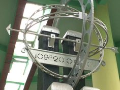 Old equator monument Pontianak