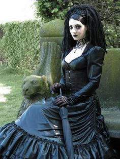 Gothic goth girl sex good
