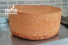 Mis Gibi Kabaran Pandispanya Tarifi Yummy Recipes, Sweet Recipes, Cake Recipes, Dessert Recipes, Cooking Recipes, Yummy Food, Foundant, Cake Boss, Dessert Drinks