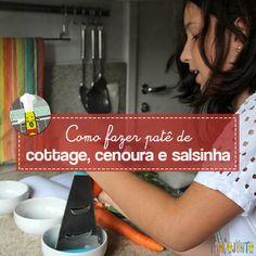 O Tempojunto na cozinha desta semana vai ser com uma receita fácil e saudável para fazer com as crianças.