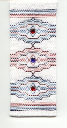 huck weaving patterns - Google Search