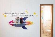 E.V.A, espuma e adesivos são destaques em projeto de clínica de fisioterapia para crianças - Casa & Cia - Zero Hora - Casa & Cia: Vida e Estilo - Zero Hora