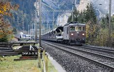 Swiss Railways, Locomotive, Locs