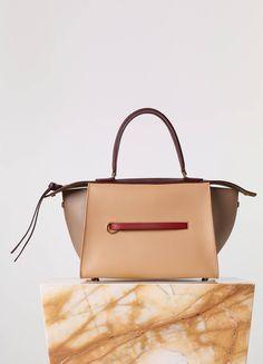 - Sac Ring Petit Modèle en Veau Lisse | CÉLINE  Loving this bag so far. On my wishlist!