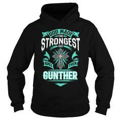 I Love GUNTHER GUNTHERYEAR GUNTHERBIRTHDAY GUNTHERHOODIE GUNTHER NAME GUNTHERHOODIES  TSHIRT FOR YOU T shirts