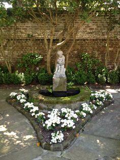 Charleston garden tour