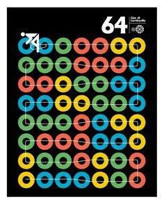 // Caleb Kozlowski cycling posters | Veerle's blog 3.0 //
