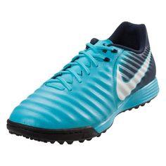Nike Tiempo X Ligera IV TF Artificial Turf Soccer Shoes