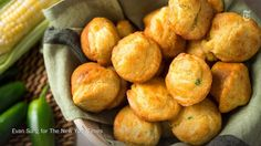 These mini jalapeño corn muffins pack big flavor http://nyti.ms/1eT7uQG