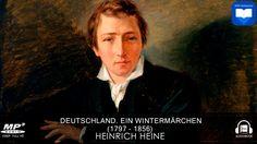 Hörbuch: Deutschland Ein Wintermärchen von Heinrich Heine | Komplett | D...
