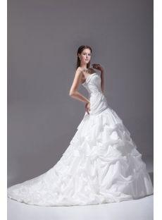 Elegant 2015 Mermaid Bridal Gown