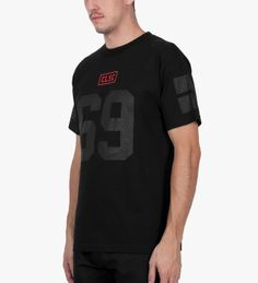 Black 69ERS T-Shirt