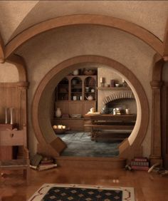 Bag end, hobbiton, the Shire, middle earth