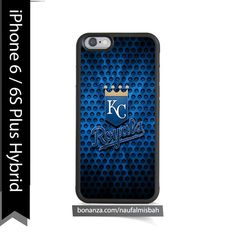 Kansas City Royals Logo iPhone 6/6s PLUS HYBRID Case Cover - Cases, Covers & Skins