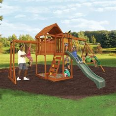 ideas on pinterest swing sets wooden swing sets and big backyard