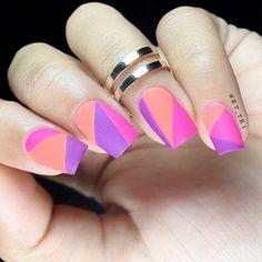 matte-pink-nails-trendy-designs-short-sq