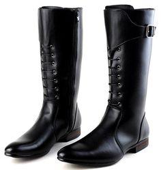 hitapr.org mens knee high combat boots (28) #combatboots