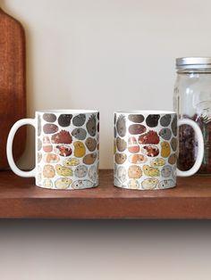 """Guinea Pig Gradient"" Mug by Paigekotalik | Redbubble Canvas Prints, Art Prints, Guinea Pigs, Duvet Covers, Mugs, Tableware, Masks, Art Impressions, Dinnerware"