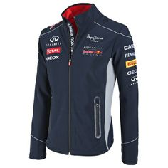 f5e6e047f8 Infiniti Red Bull Racing 2013 Official Teamline Softshell Jacket Team  Jackets