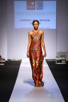GT Bank Lagos Capsule Collection Lagos Fashion & Design Week #african #prints #fashion #couture #dress #gowns