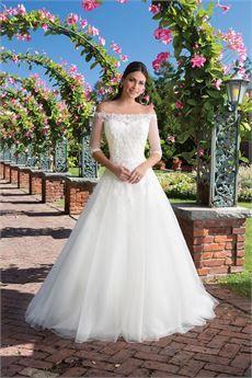 Wedding Dresses by Sincerity Bridal - 3928