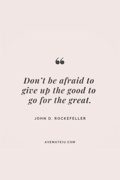 Motivational Quote Of The Day - December 28, 2018 - Ave Mateiu