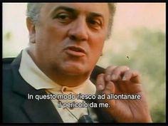 This is wonderful. Federico Fellini Interview - YouTube