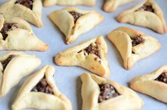 This traditional and easy hamentashen recipe always satisfies on Purim.