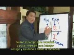 Robert Kiyosaki y el Network Marketing -Subtitulada en español- part 2