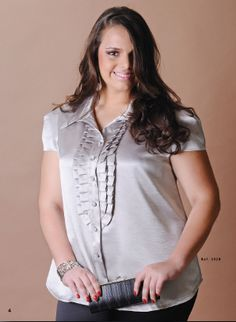dd16f18f6 Hoy te mostraremos algunos diseños blusas y camisetas de la marca Julia Moda