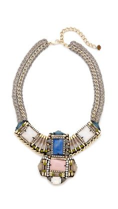 Nocturne Kelly Necklace #Shopbop #MakeTheOutfit