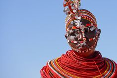 The Samburu people by Rita Willaert, via Flickr