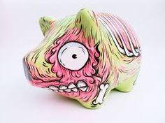 Resultado de imagen para alcancias de zombie