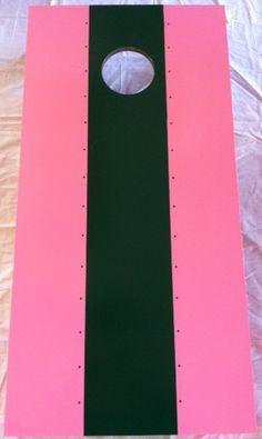 Custom Lighted Cornhole Boards cornhole boards Horseshoes, Cornhole Boards, Custom Lighting