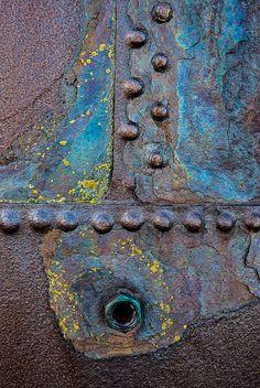 Deception Island Rust Janet Little Jeffers