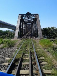 Ponte Ferroviária Francisco de Sá, em Três Lagoas-MS. Sobre o rio Paraná, ligando os estados de Mato Grosso do Sul e São Paulo.