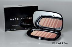 Su @Lipstick_post i nuovi #AirBlush di #MarcJacobsBeauty e la tecnica del #draping