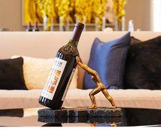 Modern Minimalist wine rack Minimalist Wine Racks, Modern Minimalist, Cigars And Whiskey, Wine Art, Wine Bottle Holders, Luxury Interior Design, Diy Wall Art, Vintage Stuff, Mathematics