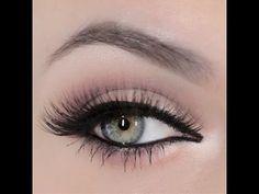Neutral Eye Look - YouTube