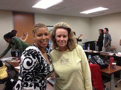 Kara and Stephanie #vpbootcamp