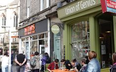Restaurantes baratos de Edimburgo con menú económico
