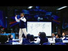 Ron Clark Academy Staff Performs Step Show For Students on the First Day of School - YouTube
