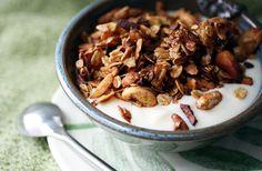 Гранола: рецепты самого вкусного завтрака - гранола рецепты, рецепты из гранолы :: JV.RU